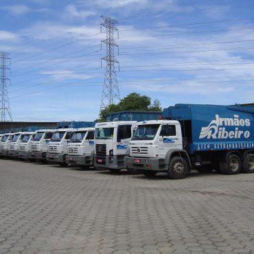 Irmãos Ribeiro Comércio de Resíduos e Transporte